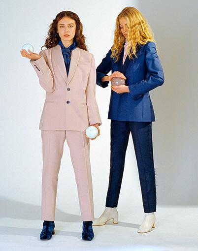 DADA Diane Ducasse : Création et mises au point patronnages tailleurs