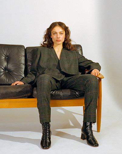DADA Diane Ducasse : Création et mise au point patronnage tailleur