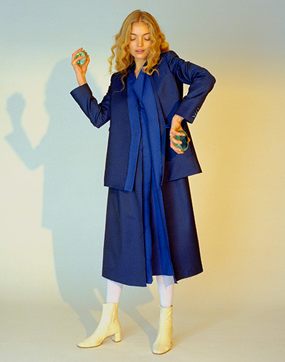 DADA Diane Ducasse : Patronnage veste et pantalon