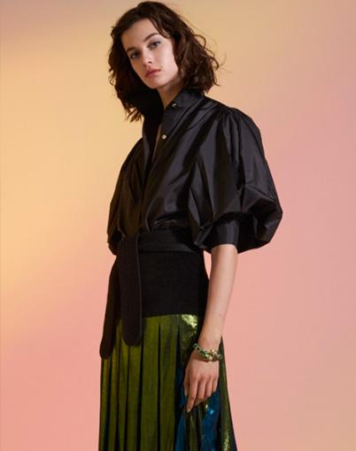 Hanane Hotait : Patronnage jupe
